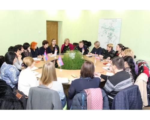 12 грудня проведено нараду керівників закладів освіти громади