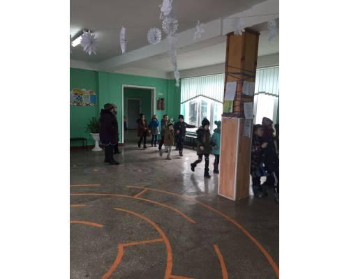 Навчально-тренувальні дії з евакуації