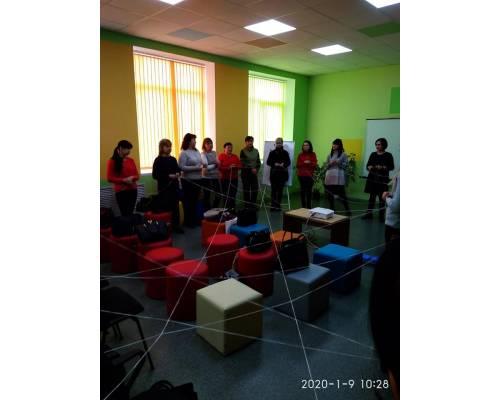 Семінар-тренінг для вчителів, вихователів, асистентів вчителів та вихователів інклюзивних класів та груп