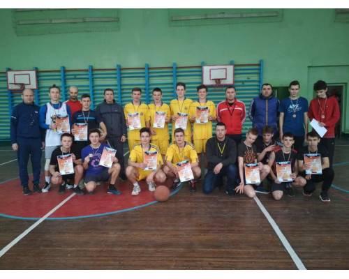 Змагання з баскетболу