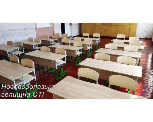 Оновлення шкільних меблів